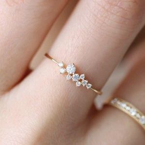 Snow Queen Ring (La Mignonne Collection)
